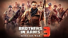 Brothers in Arms 3: Sons of War iOS ve Android için çıktı