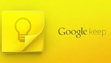 iPhone ve iPad için Online Not Alma Uygulaması; Google Keep