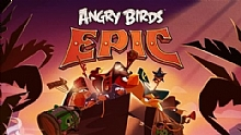 Angry Birds Epic iOS, Android ve Windows Phone için yayımlandı