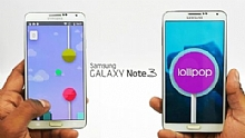 Galaxy Note 3 Android 5.0 Lollipop rehberi