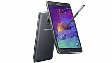 Galaxy Note 4'�n Quad HD AMOLED ekran performans�