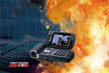Nokia N93 Mission: Impossible III