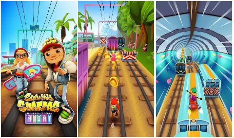 Subway Surfers Android ve iPhone oyunu - Haberler | mobiletişim