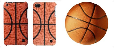 Trexta Snap On iPhone 4 Basketbol Kılıf
