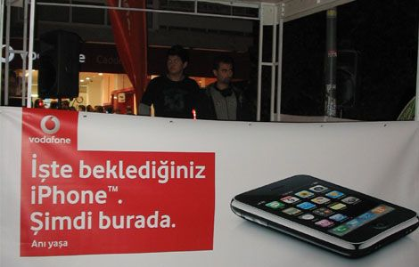 Vodafone iPhone 3G - Beklediginiz iPhone