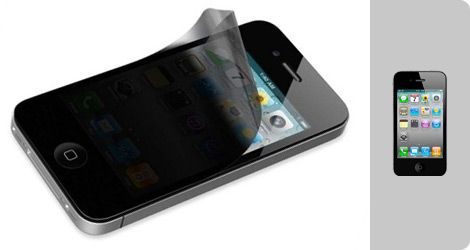 Belkin Apple iPhone 4 Ekran Gizlilik Filtresi