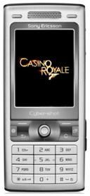 Casino Royal James Bond K790i