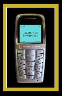 National Geographic Talk Abroad Travel Phone