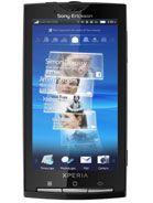 Sony Ericsson Xperia X10 aksesuarları