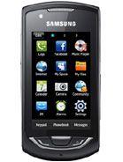 Samsung S5620 Monte aksesuarları