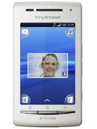 Sony Ericsson Xperia X8 aksesuarları