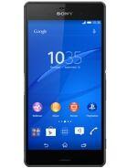Sony Xperia Z3 aksesuarları