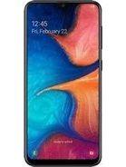 Samsung Galaxy A20 aksesuarları