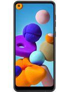 Samsung Galaxy A21 aksesuarları