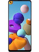 Samsung Galaxy A21s aksesuarları