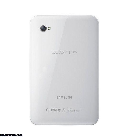 Samsung Galaxy Tab CDMA Resimler