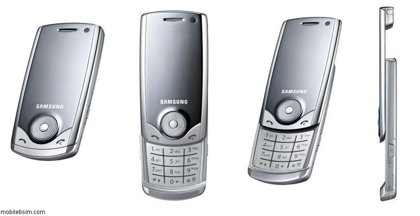 Samsung SGH-U700 Resimler